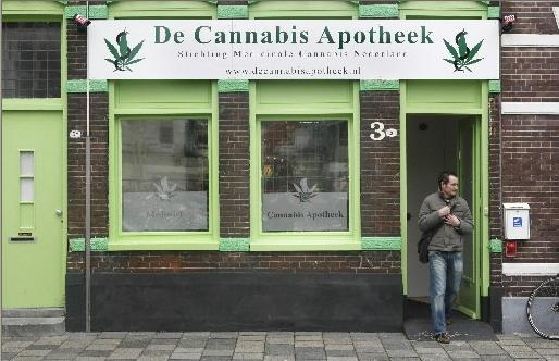 Cannabisapotek