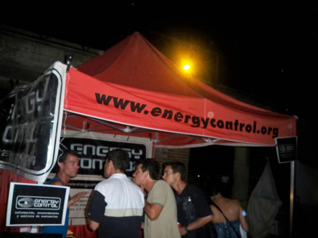Energy Control - Rave i Barcelona