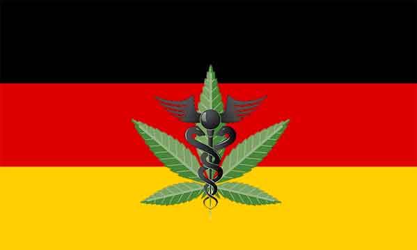 Tysk medicinsk cannabis