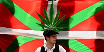 Baskien legaliserar cannabis nästa år