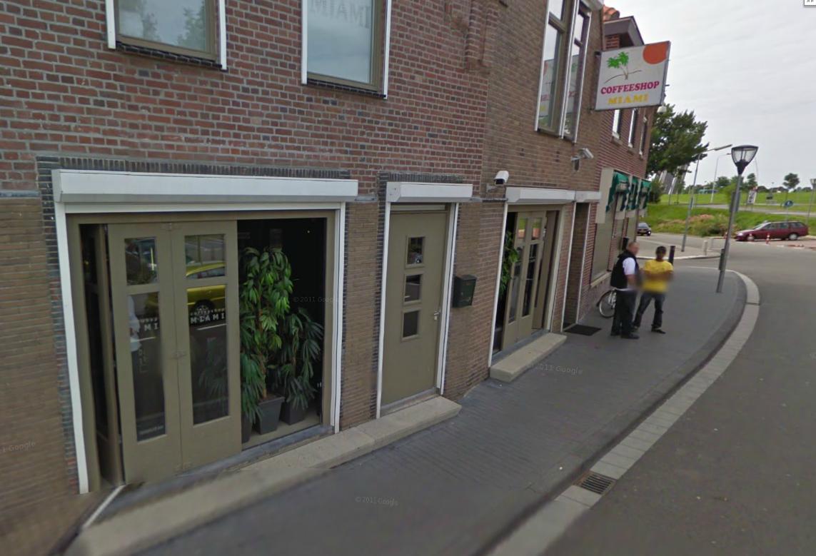 Checkpoint Café i Terneuzen