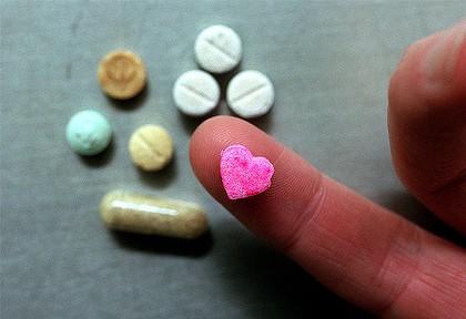 Ecstasyn har blivit mindre farlig