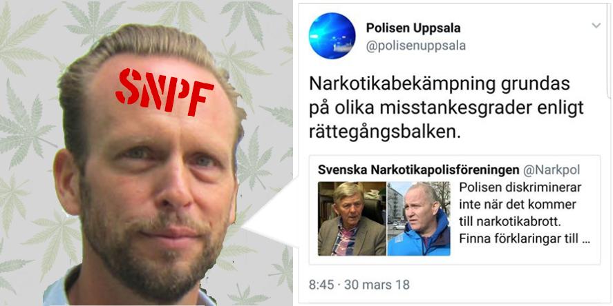 Magnus Westergren Polisen Uppsala