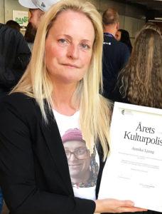 14c30305e411 Annika Ljung vann priser på SNPF-konferens